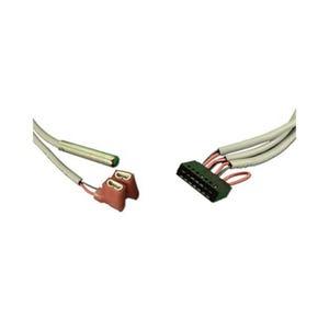 """Temp/Hi-Limit Dual Sensor Temp: 90""""Cable x 1/4""""Bulb, Hi-Limit: 14""""Cable x 1/4""""Bulb"""
