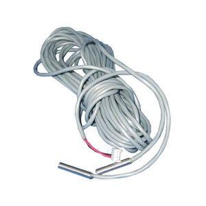 """Temp/Hi-Limit Dual Sensor Temp: 25'Cable x 1/4""""Bulb, Hi-Limit: 13""""Cable x 1/4""""Bulb"""