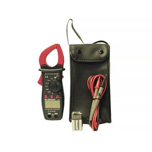 Maintenance Tools AC/DC Watt Meter, Clamp On Style