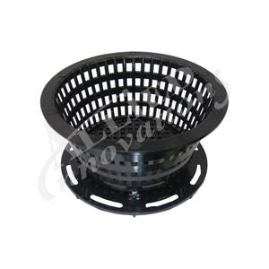 Filter Basket Black w/Diverter Plate