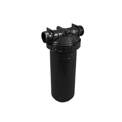 """In-Line Filter In-Line, 50 Sq Ft, 1-1/2""""MBT w/ By-Pass valve & Brominator, w/ Cartridge"""