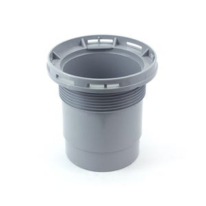 "Skim Filter Part Top Mount, 1-1/2"" or 2"", Gray"