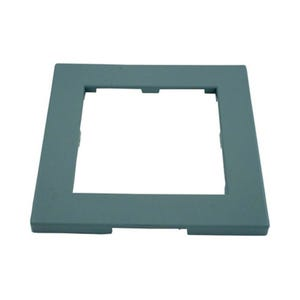 Front Access Trim Plate Front Access Skimmer,Gray