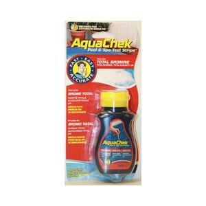 Test Strips Bromine, pH, Alkalinity, Cyanuric Acid