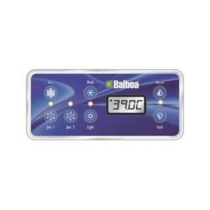 VL701S Electronic Keypad 7-Button, Aux-Mode-Up, Pump1-Pump2-LT-DN