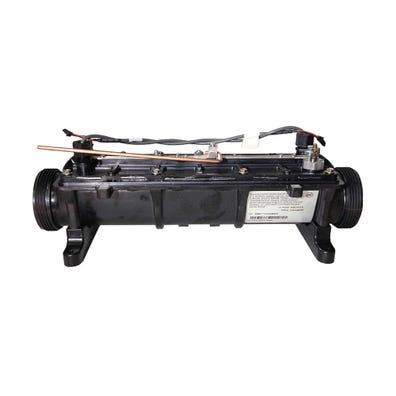 "Heater Assembly 4.0kW, 230V, 2"" x 15""Long, w/(2) Sensors, 2""MBT Ends"