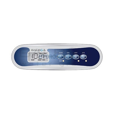 Electronic Keypad TP400W Topside