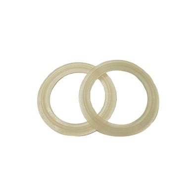 """Heater O-Ring 5"""" x 5"""" Square Flange, 3.859""""ID x 0.139"""""""