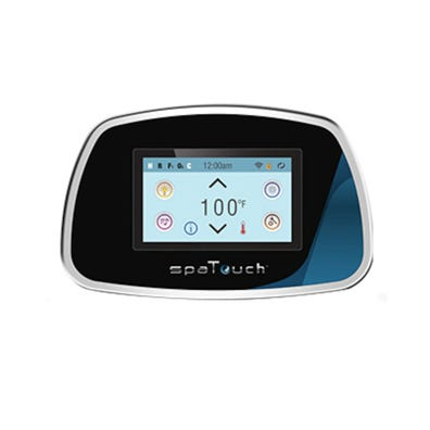 SpaTouch2 Electronic Keypad Touchscreen, For BP Systems