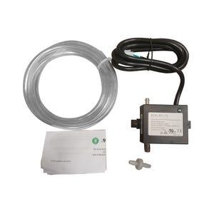 "Ozone Kit 120/240V, Includes ¼"" tubing and check valve"