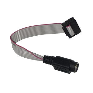Light Parts Adapter Mini DIN