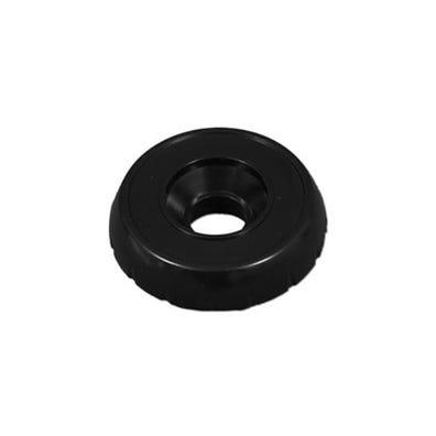 """Plumbing Caps/Lids Diverter, 1"""", Black"""