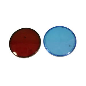 Lens kit Colored Lens Only (1 Red & 1 Blue)