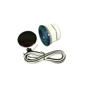 "Lens kit 8', Rear Access, 3-1/2""Face, 2-1/2""Hole"