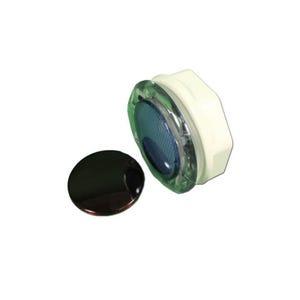 """Lens kit Rear Access, 5""""Face, 3-3/4""""Hole"""