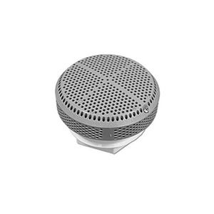 "Super Hi-Flo suction assemblies 5""Dia Cover, 2""S Deep Socket, Gray"