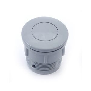 Air Button Gray, super deluxe