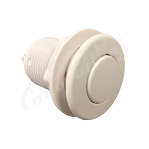 Air Button Beige, low profile