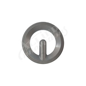Jet Lock Rings & Retainers Retainer Ring, Jet, Sundance, JHT/Magix, Gray