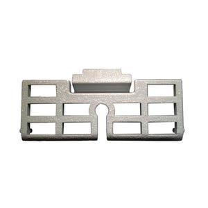 Filter Lid Bromide Box Lid, Gray