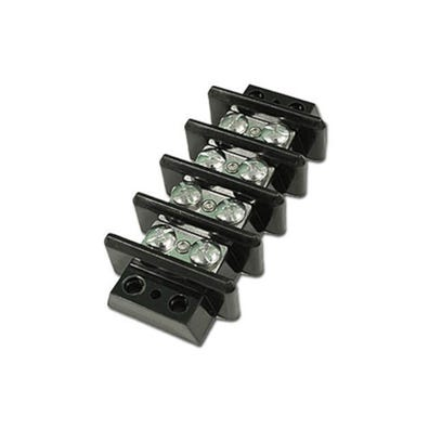 Terminal Block 50 Amp, 4 Positions, 6 AWG