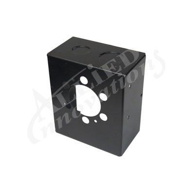 "Heater Box 4"" x 4"" x 2"", Used on 603-605 Models"