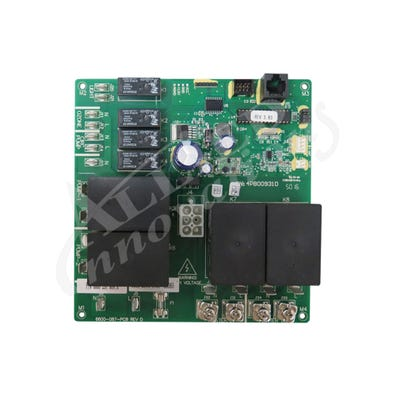 Circuit Board 2-Pump, Clearray On Demand Function, 2014+
