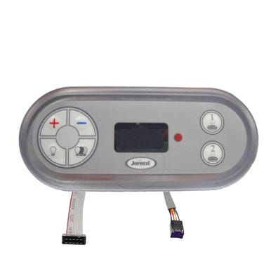 Electronic Keypad 6-Button, 2-Pump, 2011