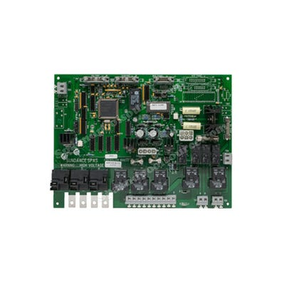 Circuit Board 1 or 2-Pump, 2016+