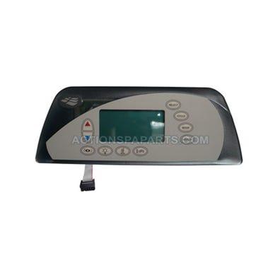 Electronic Keypad 10-Button, 1-Pump, 2001+