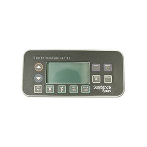 850 Series Electronic Keypad 11-Button, LCD, Pump1-Pump2