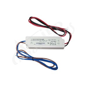 Light Parts 12VDC, 20W, 1.66 Amp