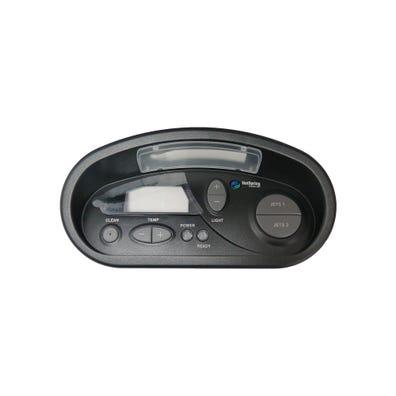 Electronic Keypad Bezel, 2-Pump