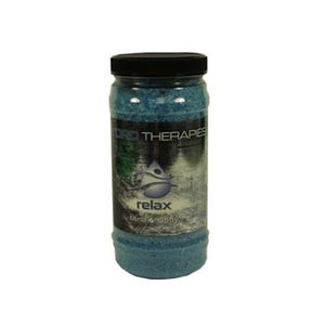 Aroma Therapy Crystals Sport RX, Crystals, Relax, 18oz Jar