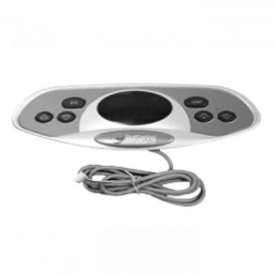 Limelight Electronic Keypad 6-Button, LED, w/Overlay