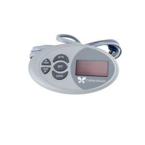 Electronic Keypad 5-Button, Temp Up-Temp Down-Jets-Set-Light