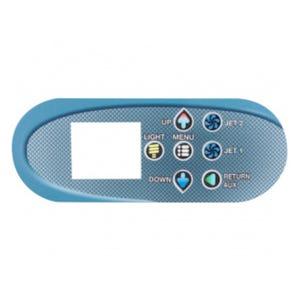 NEO 1100 Keypad Overlay 4-Button, NEO 1100