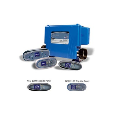 NEO 1500 Electronic Control System 1.4/5.5kW, Pump1, Blower/Pump2 (1 Spd)
