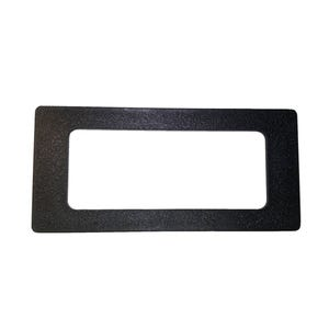 Keypad Adapter Plate HT, Rev 2 Black