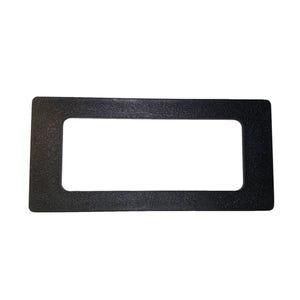 Keypad Adapter Plate HT, Rev 2 Black