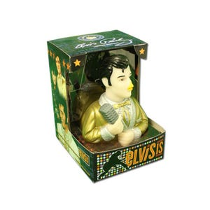 Rubber Duck Elvis Gold