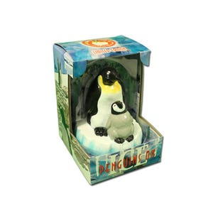 Rubber Duck Penguins On Ice