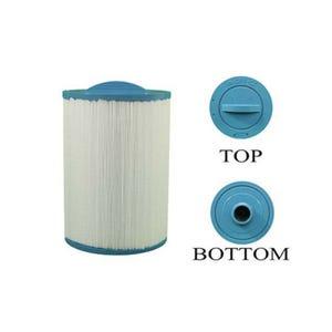 """Filter Cartridge Diameter: 6-1/4"""", Length: 8-1/4"""", 50 sq ft"""