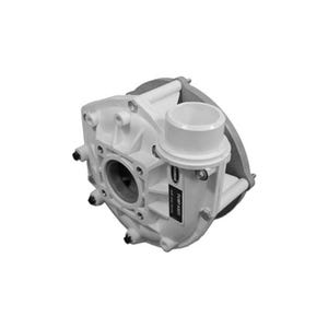 """White Pump Wet End 1/2 to 3/4HP, In 2-1/2"""" SPG, Out 2-1/2"""" MBT"""