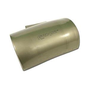 """Pillow Super Soft Weighted, 6-1/2"""" x 10"""", Bronze"""