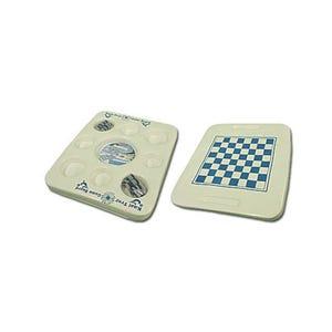Spa Tray Solid Foam, White