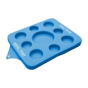 Spa Tray Solid Foam, Blue