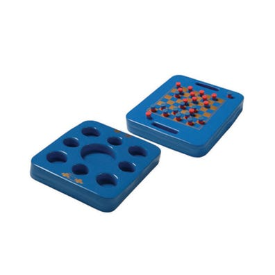 Spa Tray Solid Foam, Blue