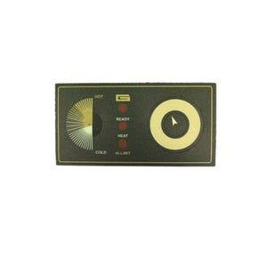 Y2K Keypad Overlay 1-Button, Y2K, For 931213-000