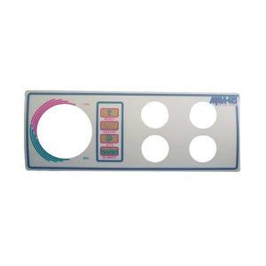Aquaset Keypad Overlay 4-Button, No Display, For 930850-516 & 930750-516